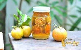 Chanh ngâm mật ong tốt cho da và sức khỏe
