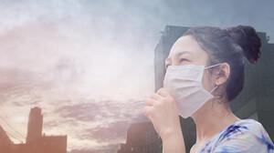 Ô nhiễm môi trường tăng nguy cơ bị mụn