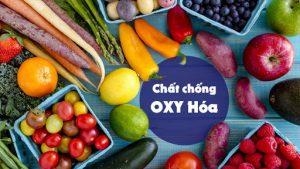 Thực phẩm bổ sung chất oxy hóa tốt cho sức khỏe