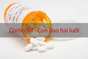 Corticoid - Thành phần kháng viêm phồ biến