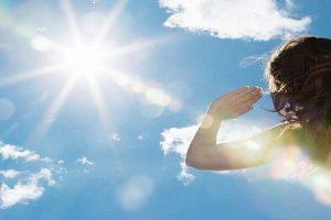 Say nắng - cảm nắng là gì?