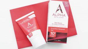 Alpha Hydrox 10% AHA Oil Free