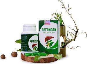 Thuốc giải độc gan trị mụn DetoxGan