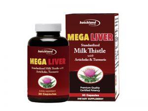 Thuốc bổ gan của Mỹ – Mega Liver