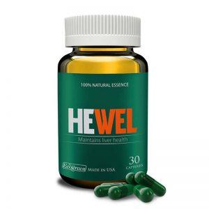 Giải độc gan của Mỹ - Hewel