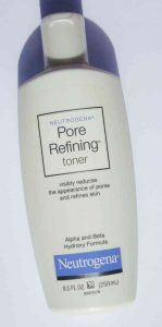 Toner Neutrogena Pore Refining Toner and Cleanser