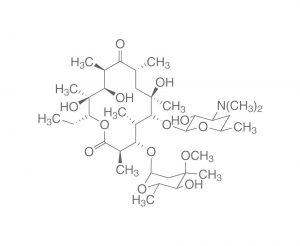 Kháng sinh Erythromycin trị mụn