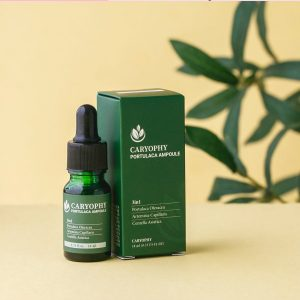 [Review] Tinh chất trị mụn Caryophy Portulaca Ampoule