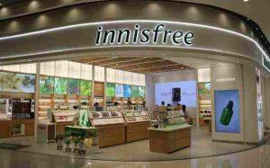 Thương hiệu mỹ phẩm Innisfree Hàn Quốc