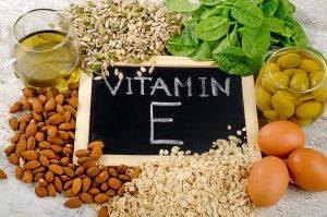 Vitamin E và tác dụng vượt trội trong sức khỏe và làm đẹp