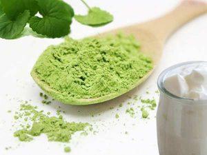 Làm đẹp và tăng cường sức khỏe với rau má