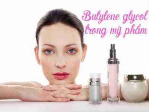 Butylene Glycol xuất hiện trong mọi loại hóa - dược - mỹ phẩm