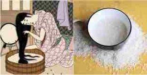 Gội đầu bằng nước vo gạo, bí quyết làm đẹp của người Nhật