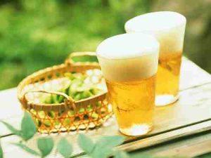 Tác dụng làm đẹp của bia tươi