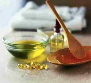 Mặt nạ dầu dừa và vitamin E