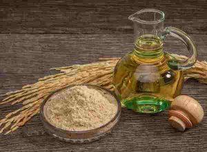 Mặt nạ dầu oliu bột yến mạch