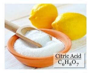 Citric Acid và tác dụng