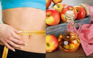 Giảm cân bằng giấm táo hiệu quả
