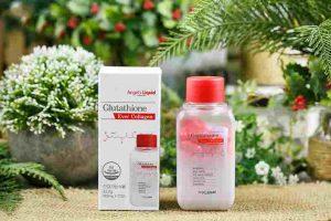 Viên uống trắng da với thành phần Glutathione