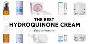 Mỹ phẩm chứa Hydroquinone
