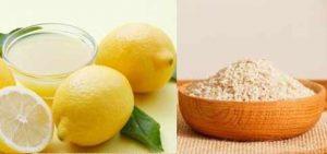 Mặt nạ bột gạo lứt nước cốt chanh làm đẹp da và hỗ trợ trị mụn