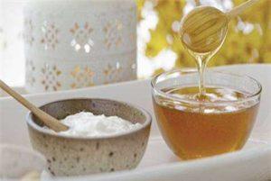 Mặt nạ bột mì mật ong làm trắng da tự nhiên