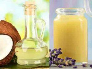 Mặt nạ sữa ong chúa và dầu dừa