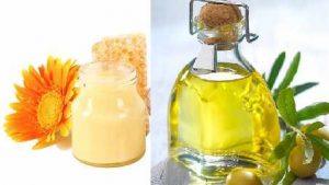 Mặt nạ sữa chua dầu oliu