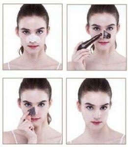 Cách sử dụng lột mụn đầu đen pore remodeling mask
