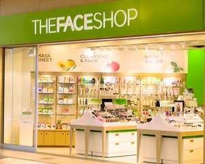 Thương hiệu mỹ phẩm The Face Shop Hàn Quốc